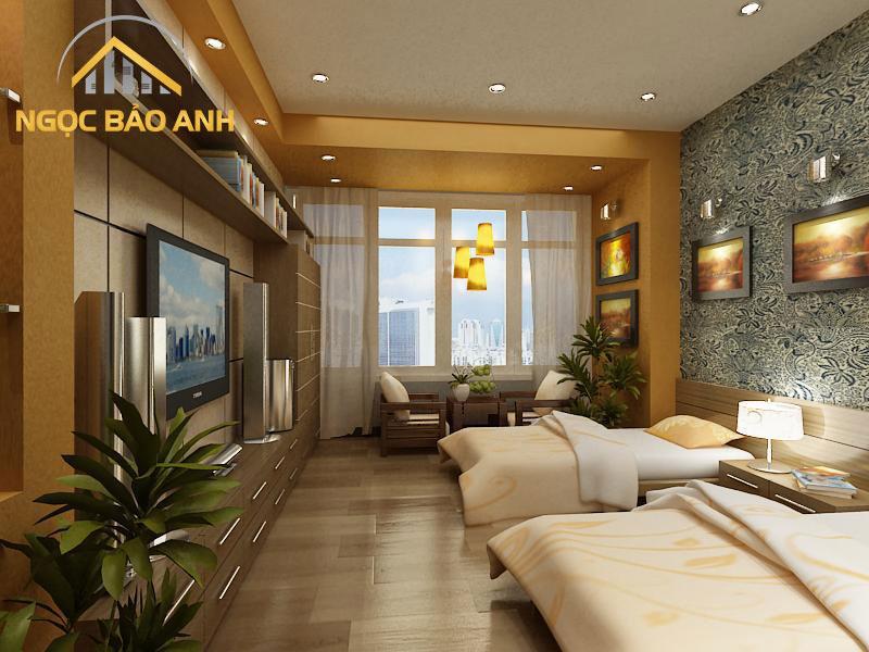 Thiết kế thi công spa tại Lào Cai