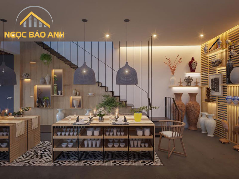 Thiết kế spa Hoa Phong tại Lào Cai